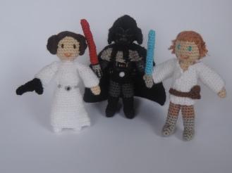 Leya - Darthe Vader y Lucke (3)