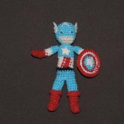 Super Heroes - crochet (13)