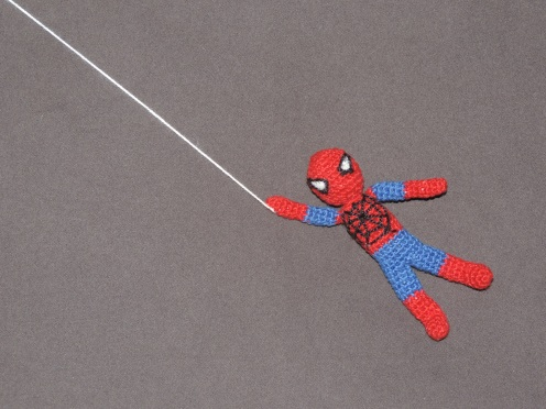 Super Heroes - crochet (24)